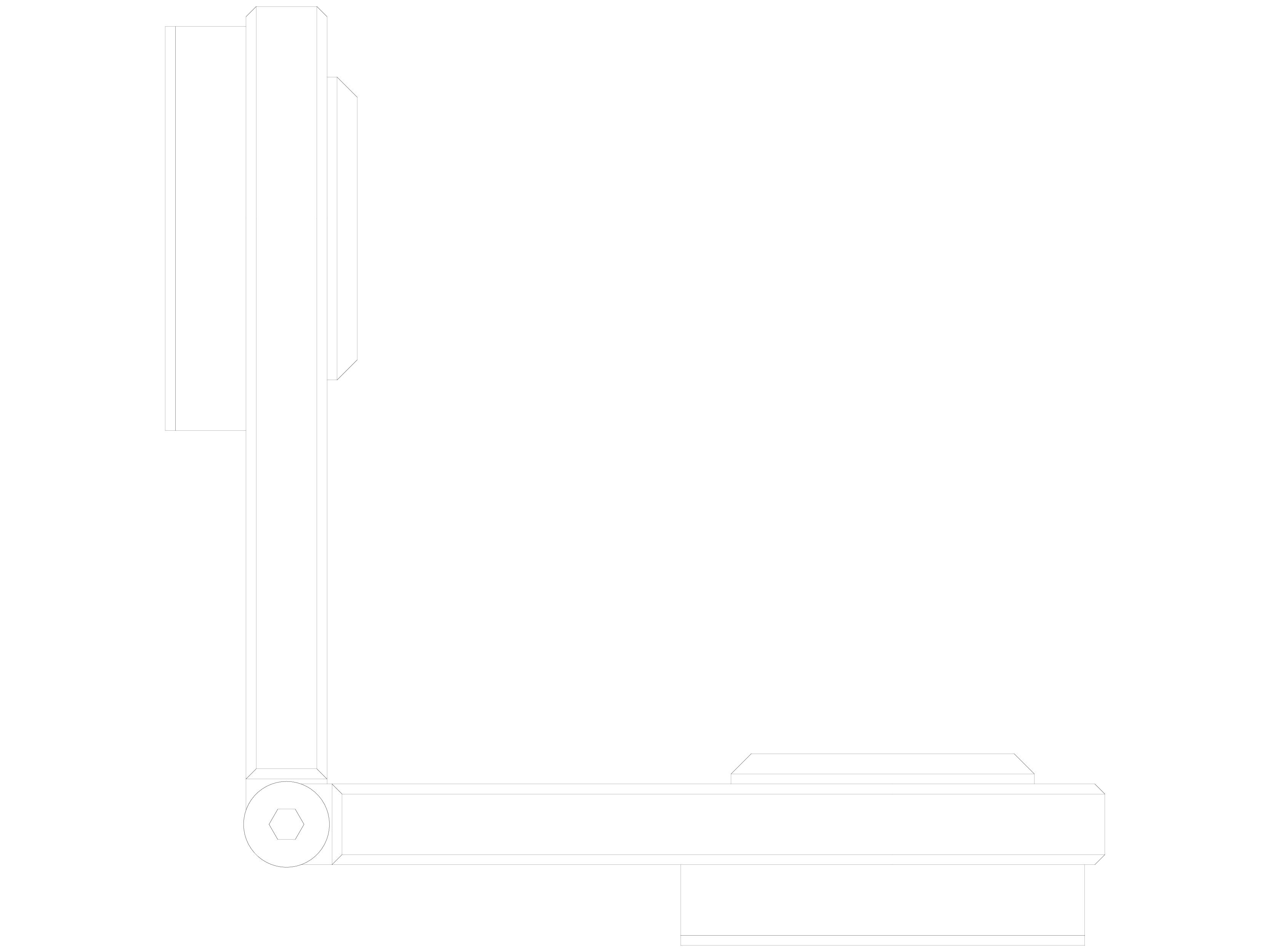 Pagina 1 - CAD-DWG Conector pentru sticla - 02-26-20 D SADEV DECOR Detaliu de produs Conectori