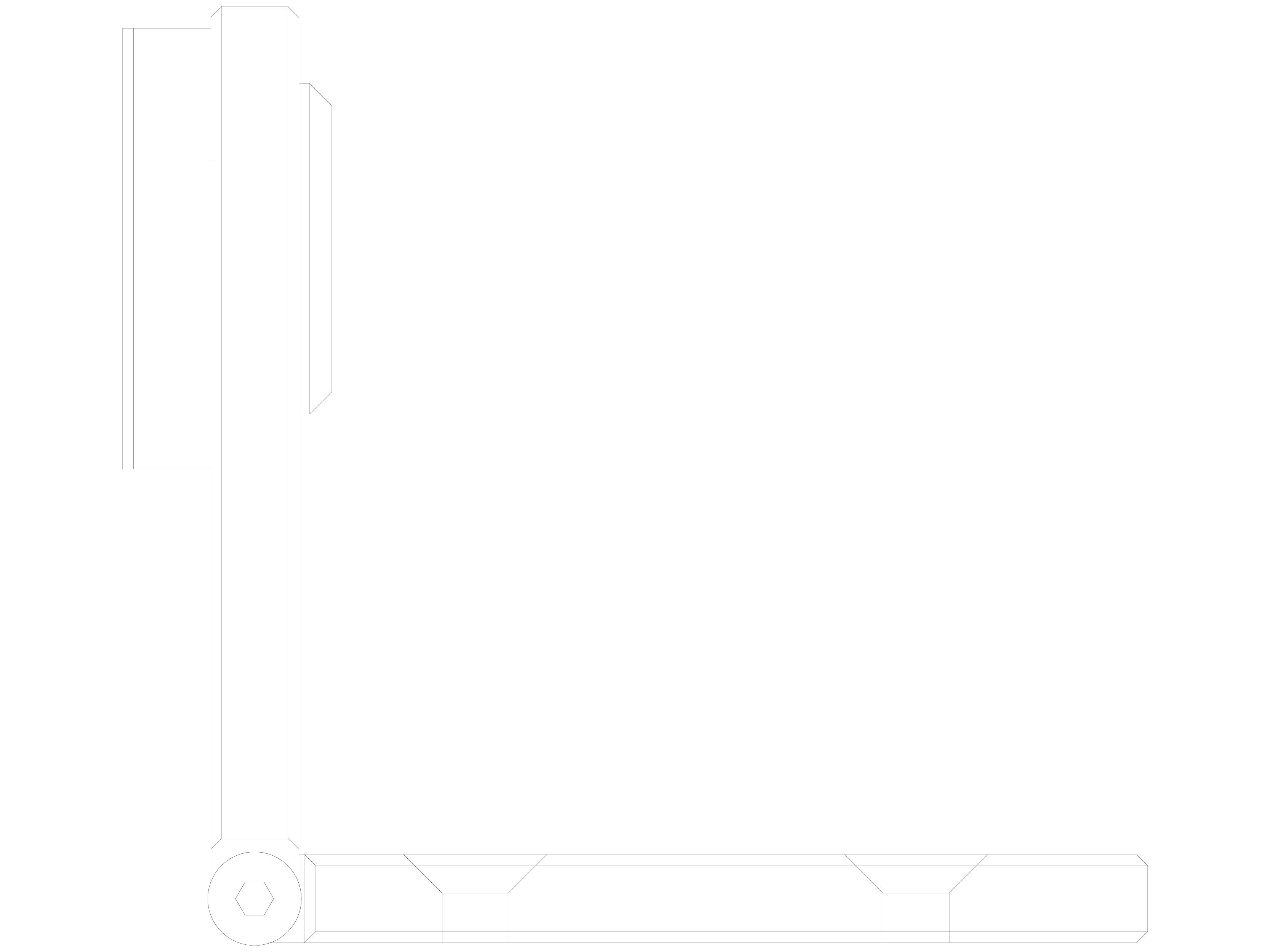 Pagina 1 - CAD-DWG Conector pentru sticla - 02-26-21 D SADEV DECOR Detaliu de produs Conectori