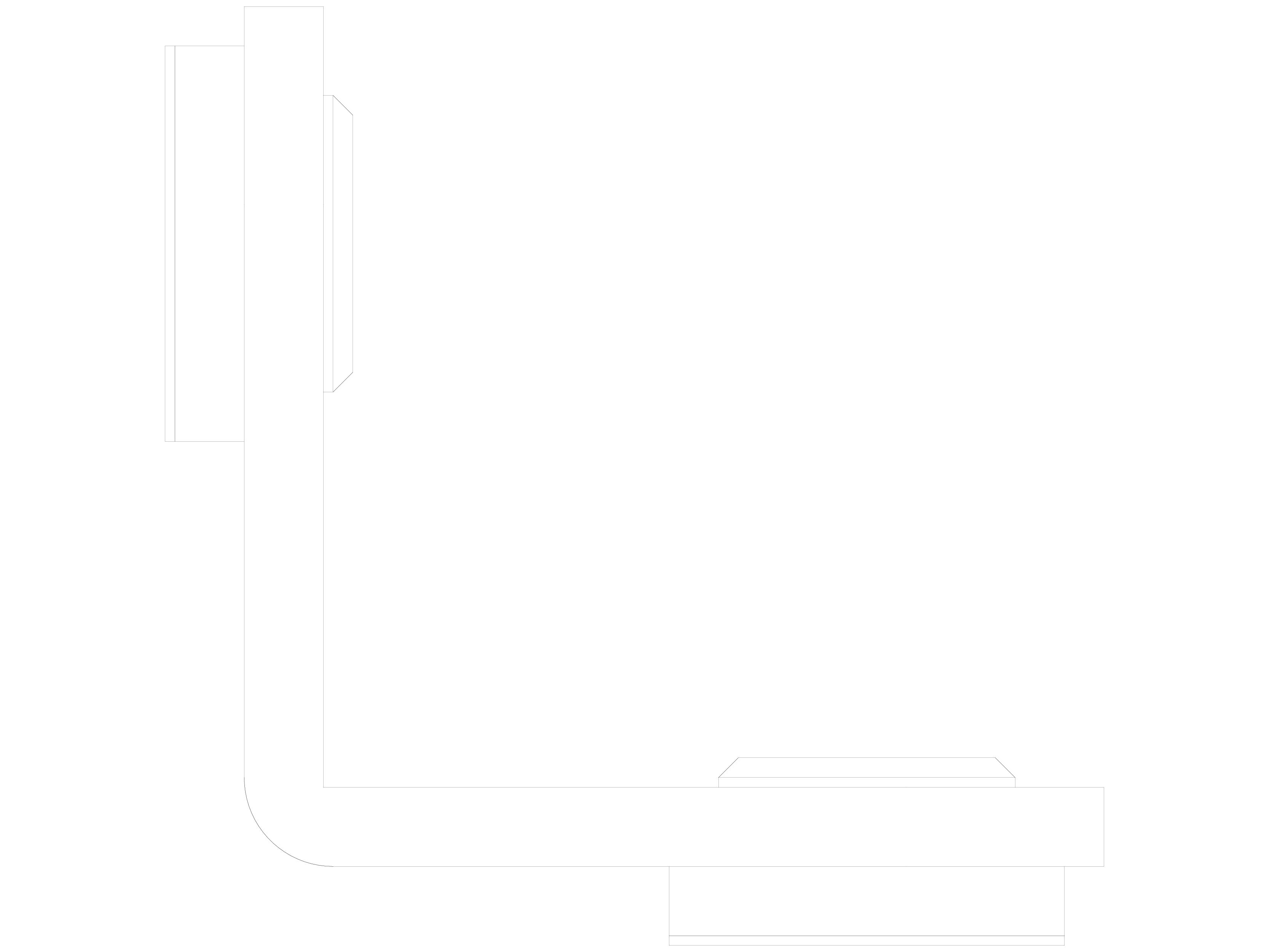 Pagina 1 - CAD-DWG Conector pentru sticla - 02-29-20 D SADEV DECOR Detaliu de produs Conectori