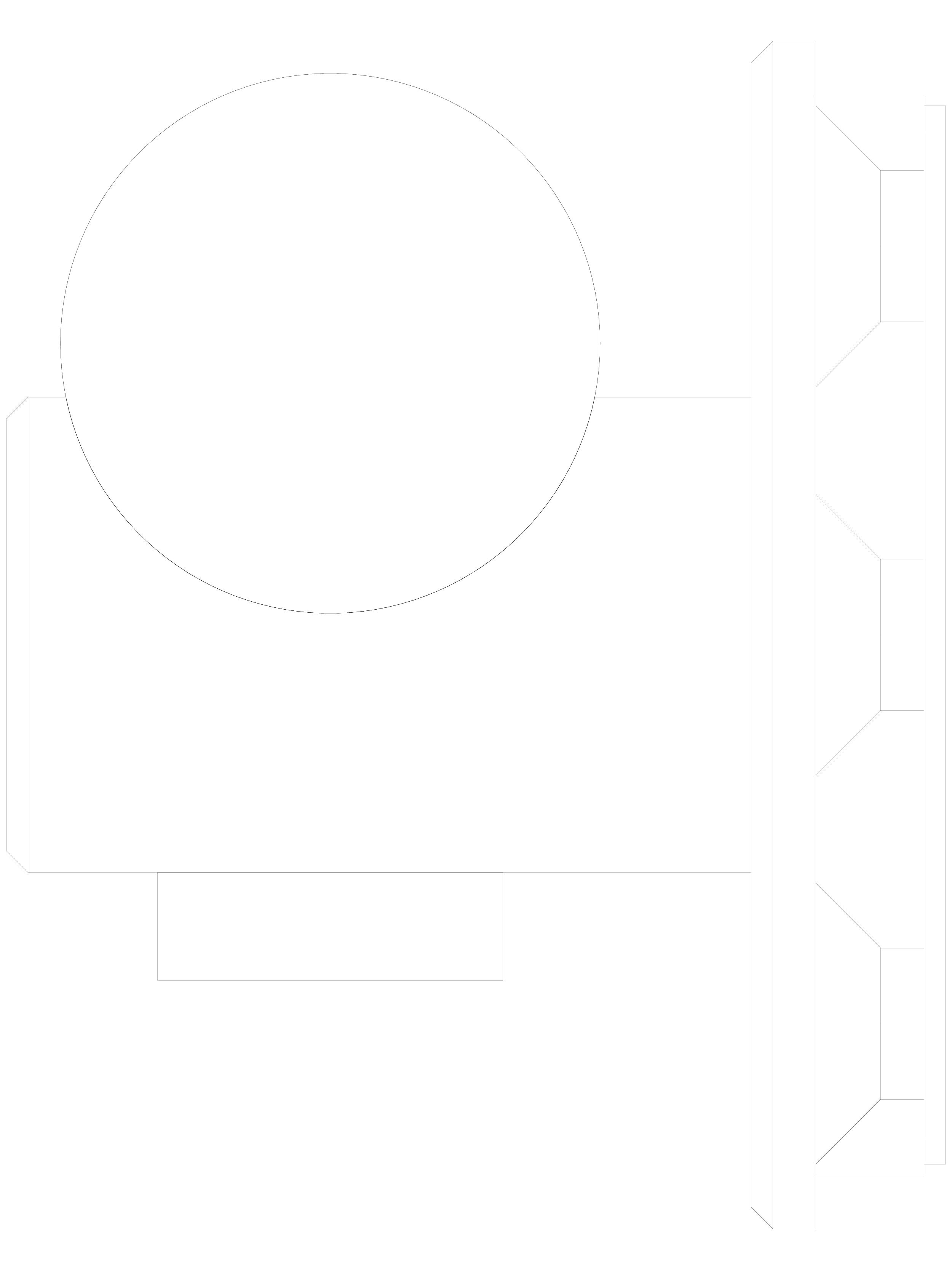 Pagina 1 - CAD-DWG Sistem de fixare usi glisante din sticla - 05-50-58-50 C SADEV DECOR Detaliu de...