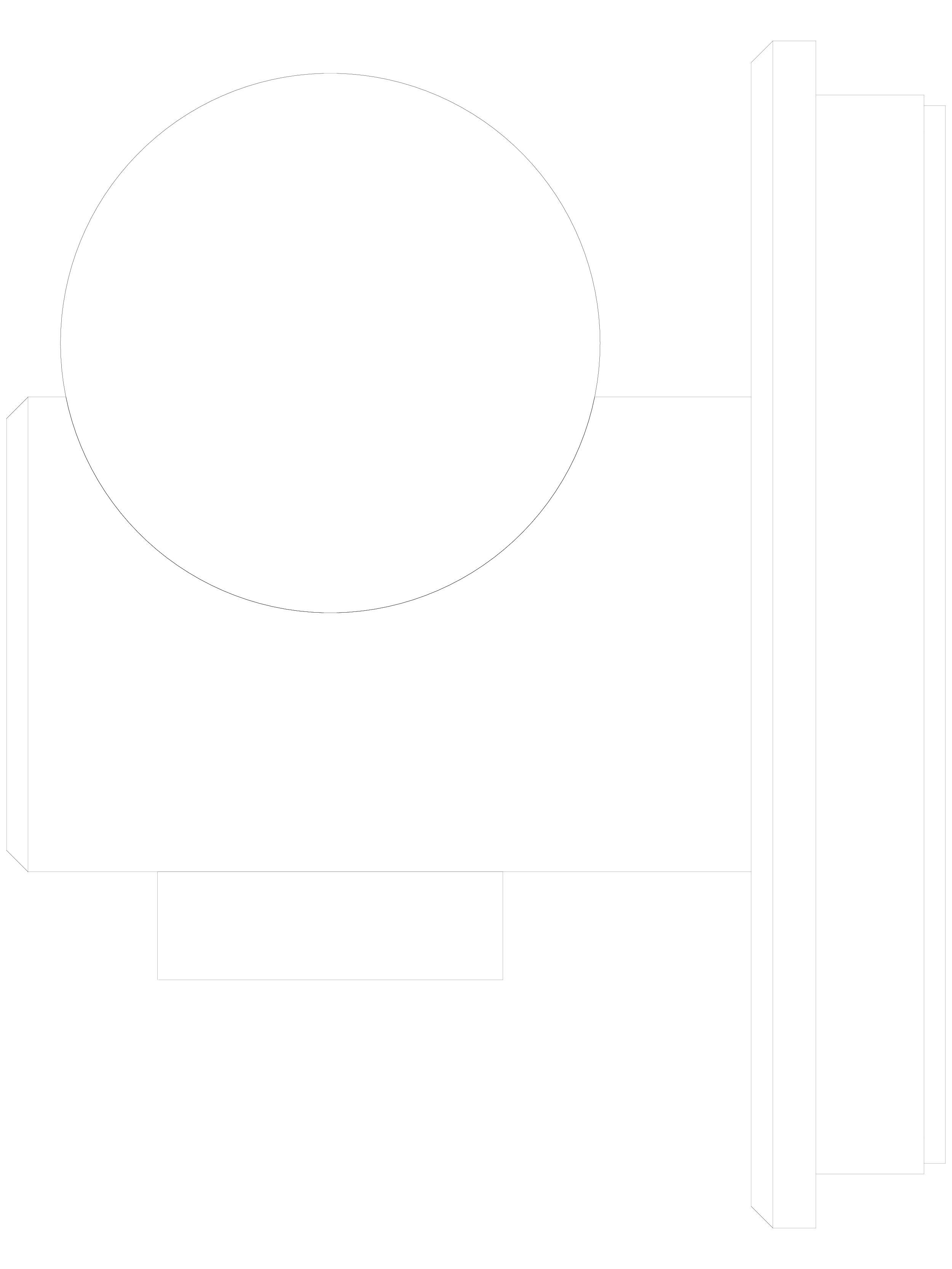 Pagina 1 - CAD-DWG Sistem de fixare usi glisante din sticla - 05-50-59-50 C SADEV DECOR Detaliu de...