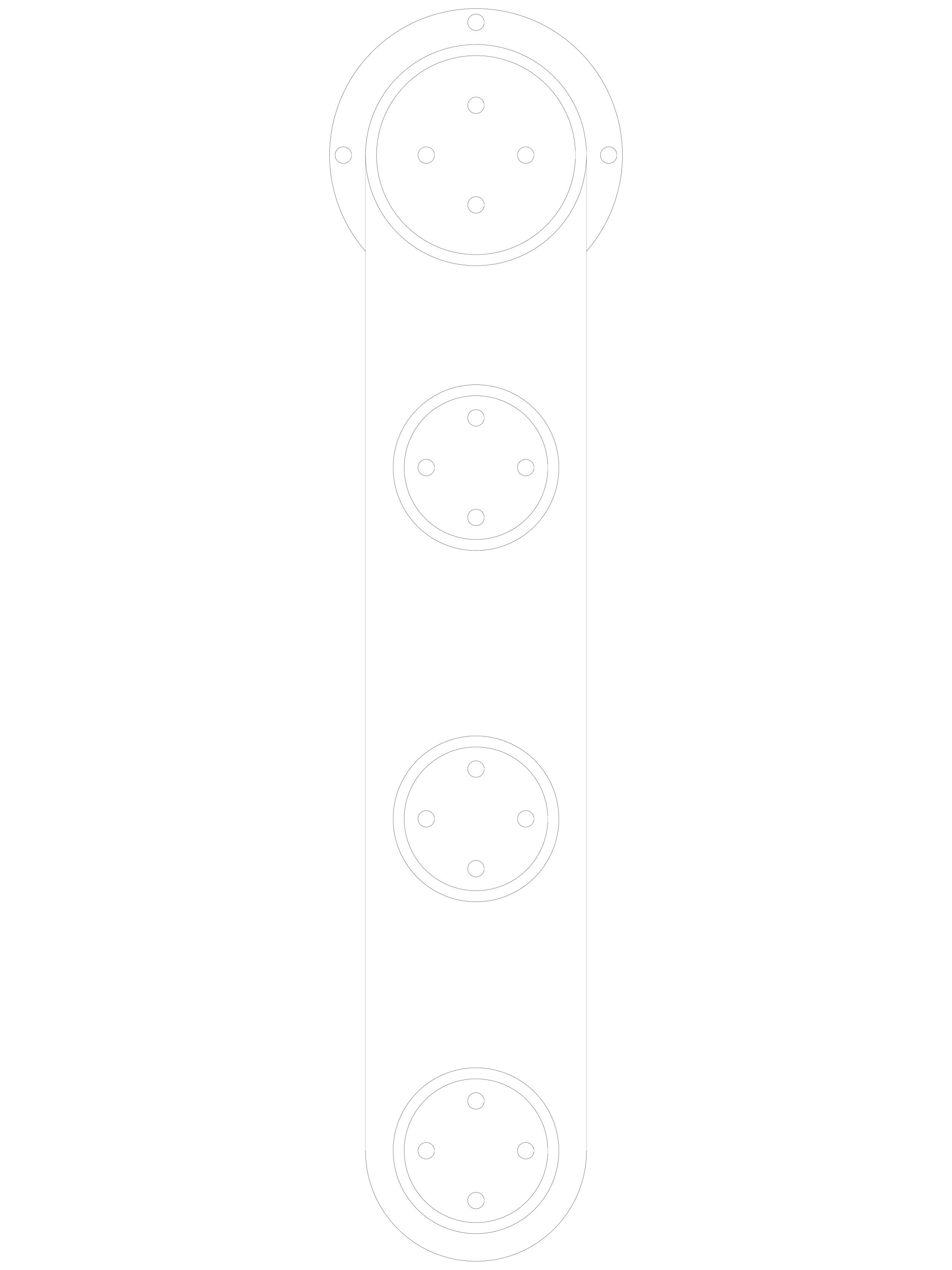 Pagina 1 - CAD-DWG Sistem de fixare usi glisante din sticla - 05-51-51-50 F SADEV DECOR Detaliu de...