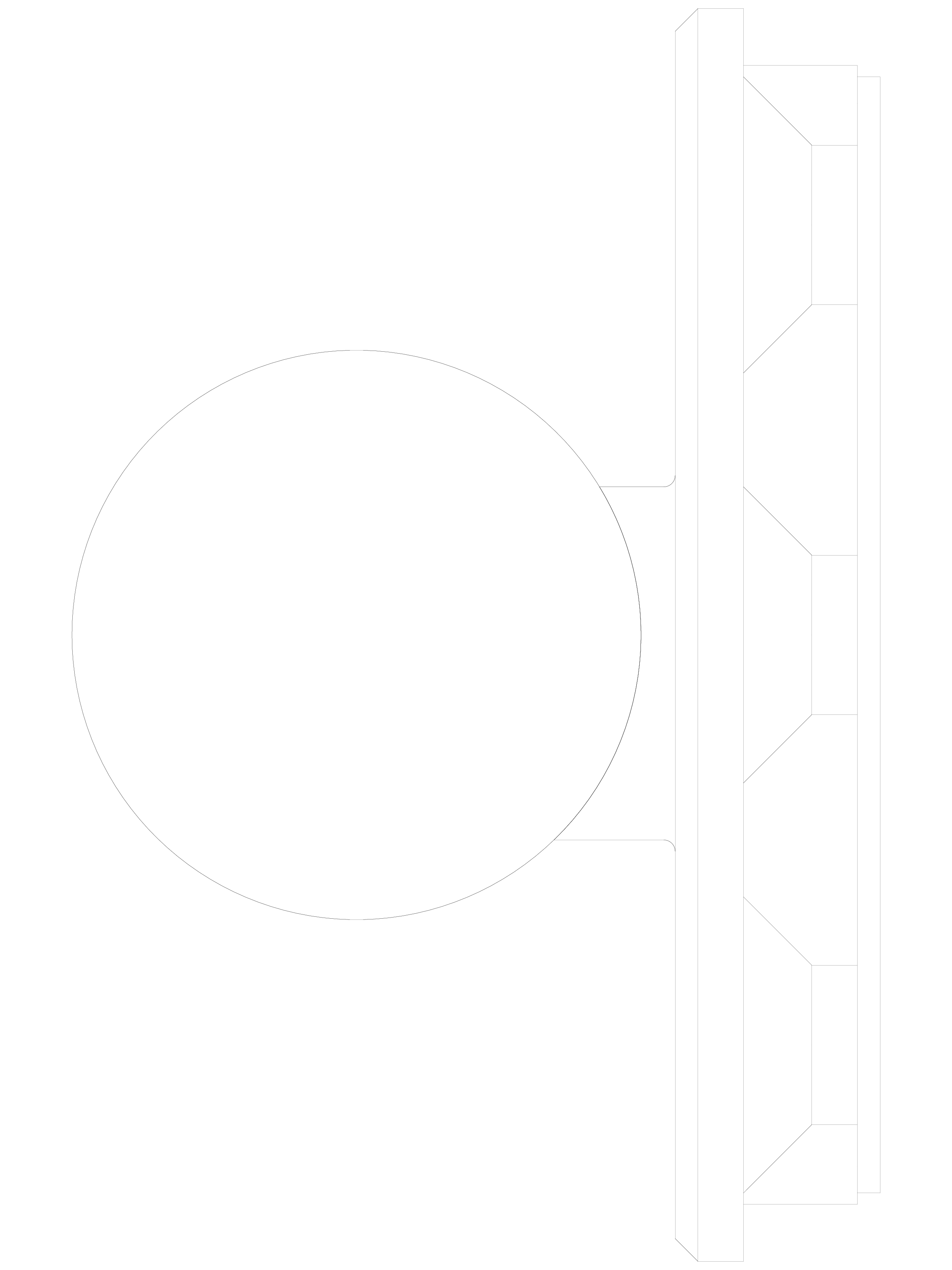 Pagina 1 - CAD-DWG Sistem de fixare usi glisante din sticla - 05-51-58-50 C SADEV DECOR Detaliu de...