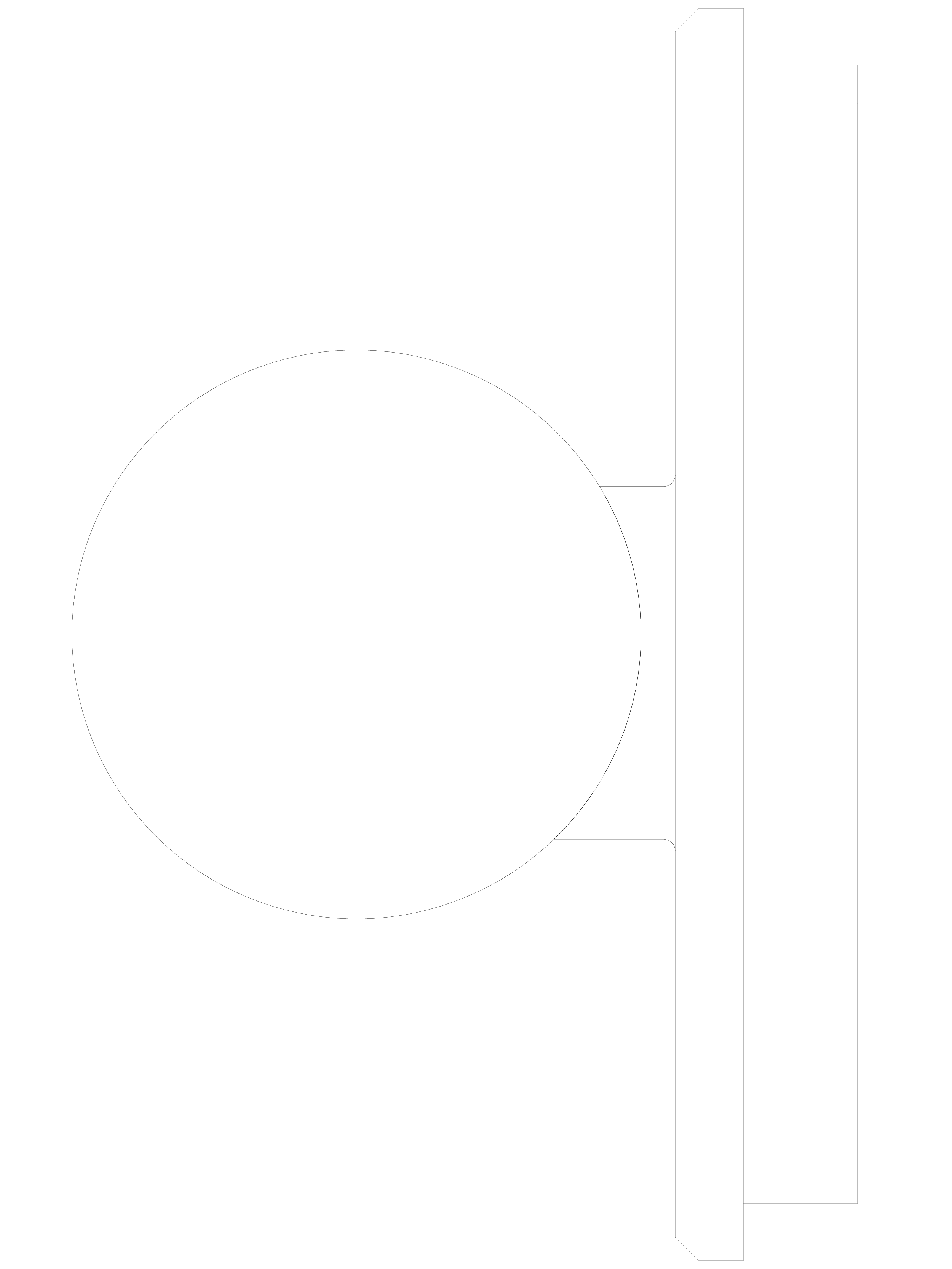 Pagina 1 - CAD-DWG Sistem de fixare usi glisante din sticla - 05-51-59-50 C SADEV DECOR Detaliu de...