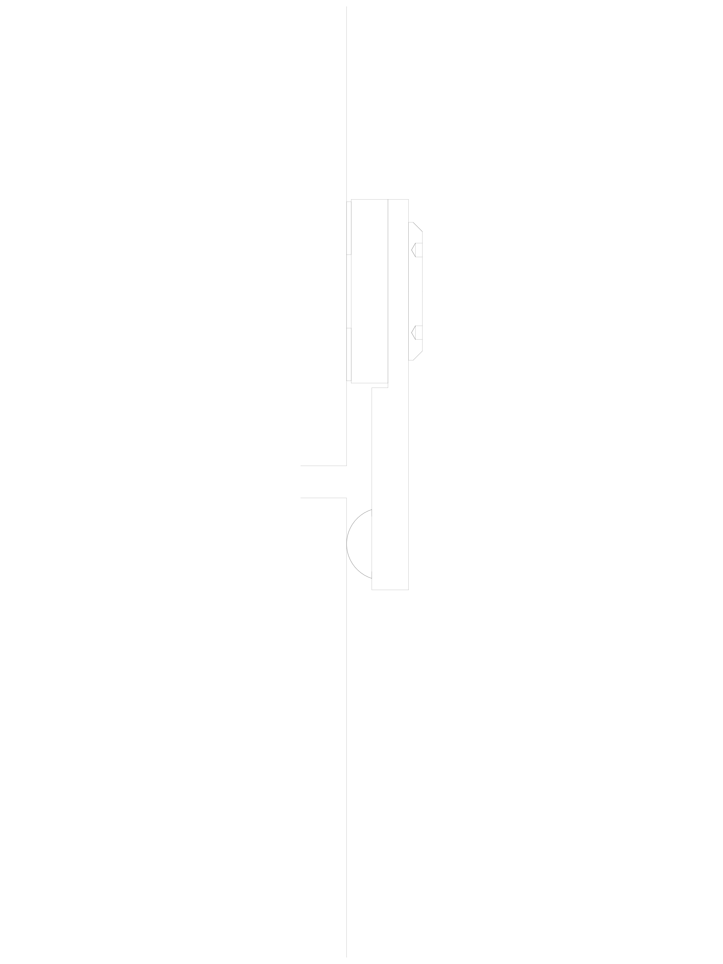 Pagina 1 - CAD-DWG Sistem de fixare usi pivotante din sticla - 03-31-34-36 C SADEV DECOR Detaliu de ...