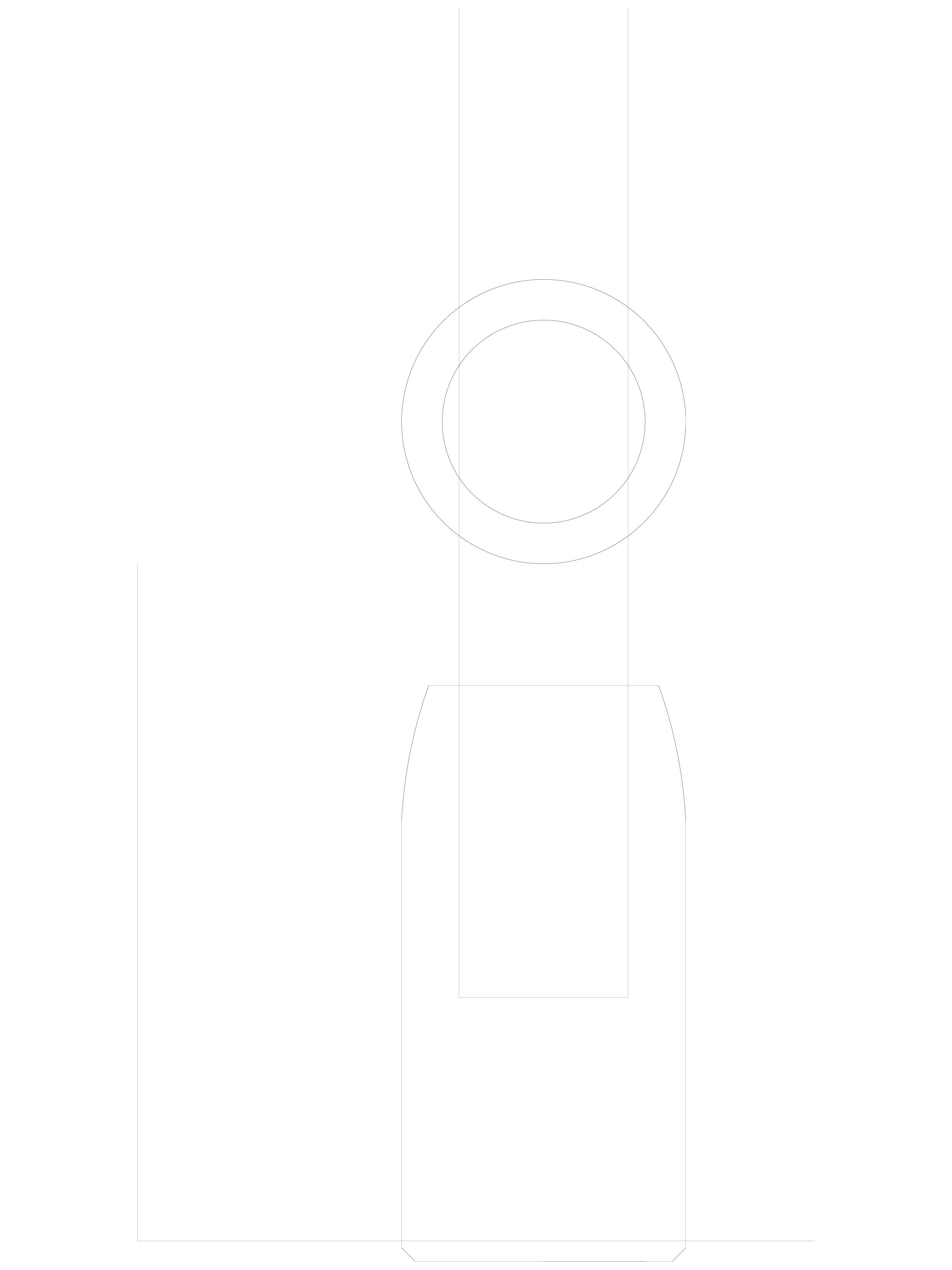 Pagina 1 - CAD-DWG Sistem de fixare usi pivotante din sticla - 03-31-38-30 F SADEV DECOR Detaliu de ...