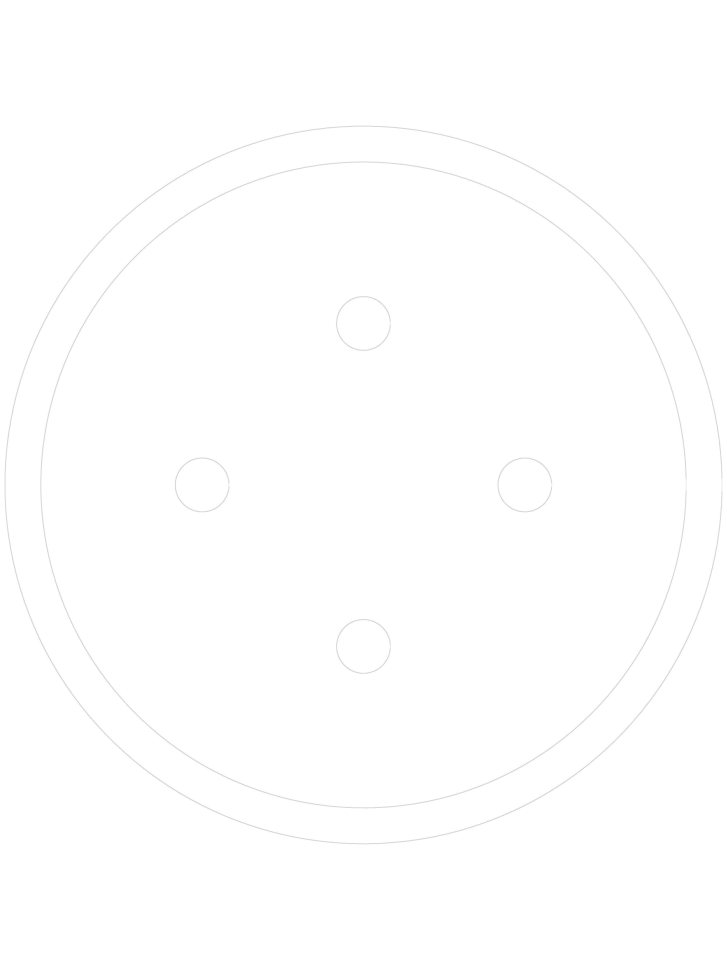 Pagina 1 - CAD-DWG Surub pentru sticla - 06-24 F SADEV DECOR Detaliu de produs Prinderi murale