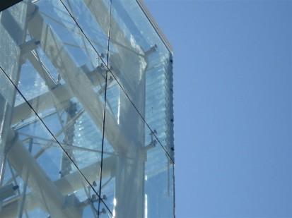 Sisteme complexe de fixare a sticlei - Proiect Carrefour Arad Sisteme de fixare Sisteme complexe de
