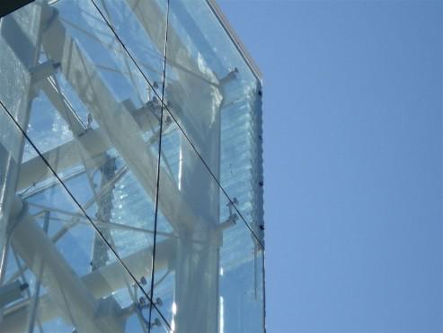 Lucrari de referinta Sisteme complexe de fixare a sticlei - Proiectul Carrefour Arad SADEV DECOR - Poza 1
