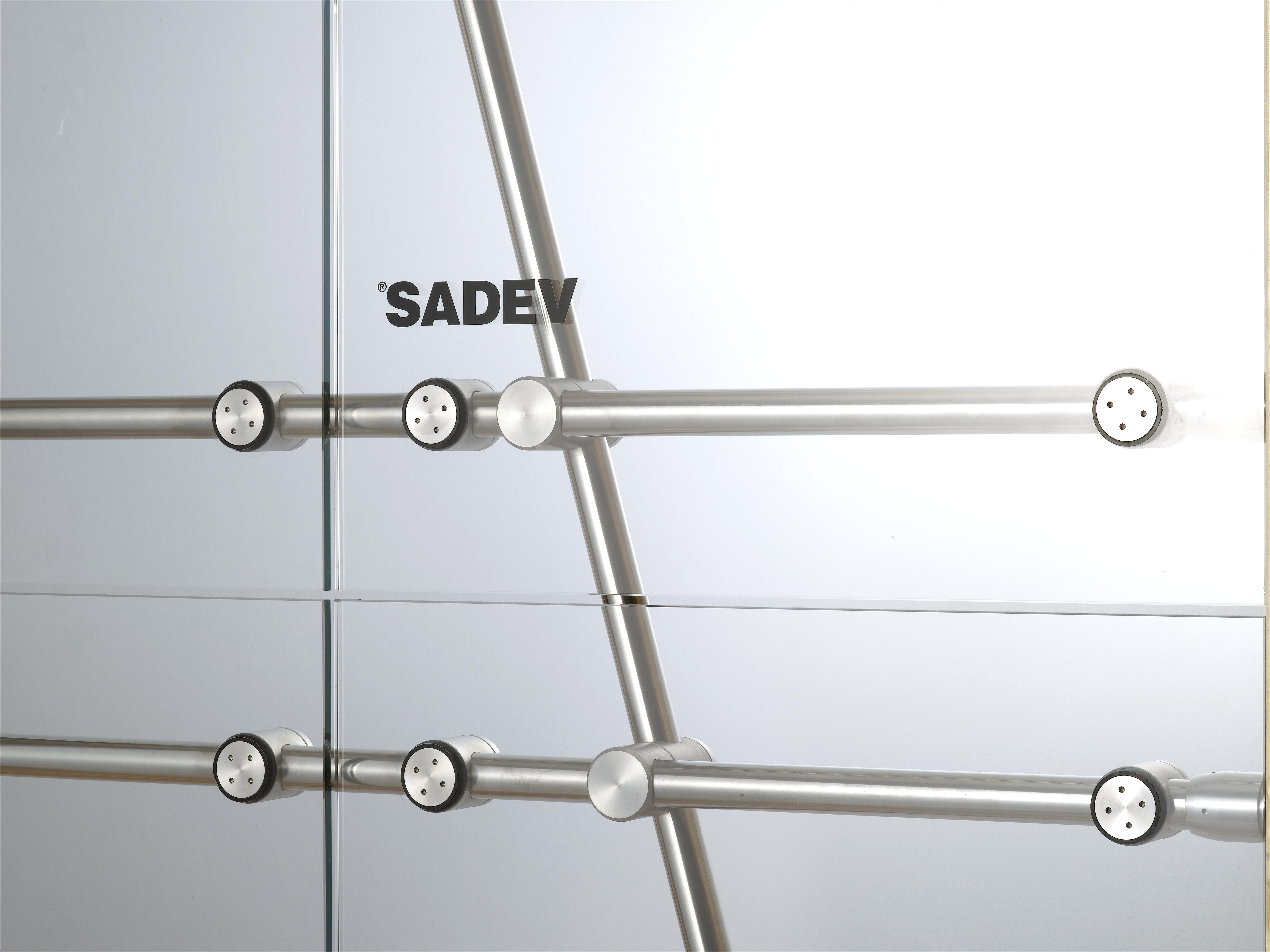 Conectoare pentru pereti de sticla SADEV DECOR - Poza 33