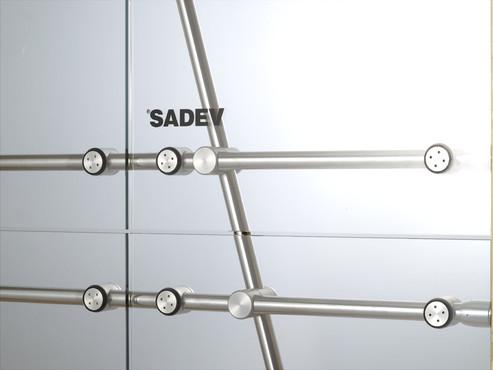 Prezentare produs Conectoare pentru pereti de sticla SADEV DECOR - Poza 33
