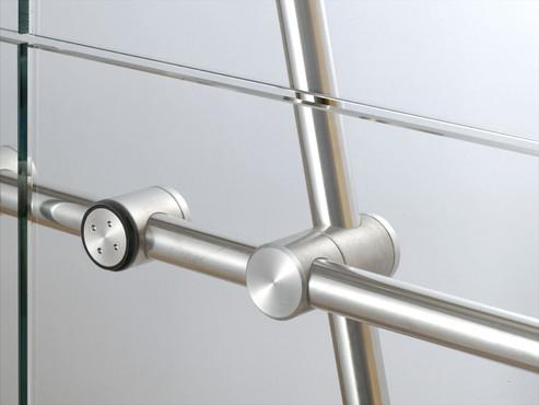 Prezentare produs Conectoare pentru pereti de sticla SADEV DECOR - Poza 19