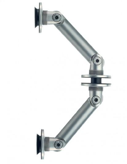 Conector pentru pereti de sticla rv-02-21-23-c-dt Conectori Conectoare pentru pereti de sticla