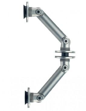 Prezentare produs Conectoare pentru pereti de sticla SADEV DECOR - Poza 9