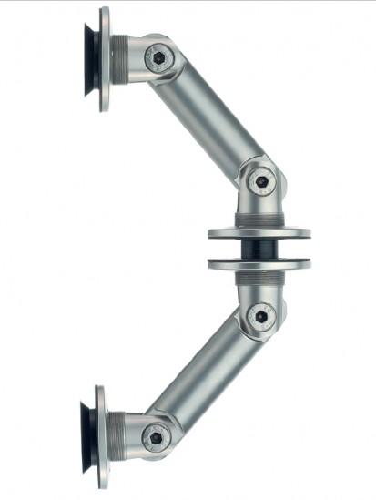 Conector pentru pereti de sticla rv-02-21-22-c-dt Conectori Conectoare pentru pereti de sticla