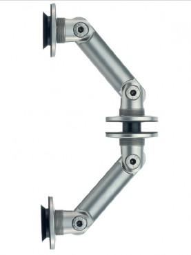 Prezentare produs Conectoare pentru pereti de sticla SADEV DECOR - Poza 16