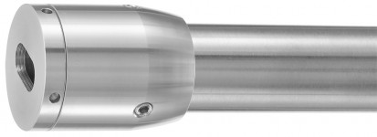 Conector pentru pereti de sticla 05555750-V-Tube Conectori Conectoare pentru pereti de sticla