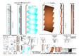 Sisteme de brissoleil-uri din lemn SAB - EQUATEUR