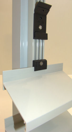 Lamele EOLE din aluminiu - detaliu EOLE Sisteme de brissoleil-uri