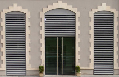 Sisteme de brissoleil-uri din Aluminiu SAB - Poza 3