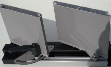Exemple de utilizare Sisteme de brissoleil-uri din Aluminiu SAB - Poza 1