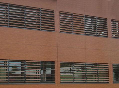 Exemple de utilizare Sisteme de brissoleil-uri din lemn SAB - Poza 3