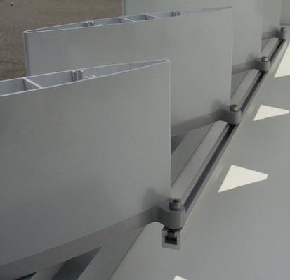 Sistem brissoleil  EQUINOXE EQUINOXE Sisteme de brissoleil-uri