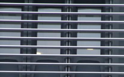 Fatada cu sistem brissoleil HORIZON - lamele dispuse orizontal HORIZON Sisteme de brissoleil-uri