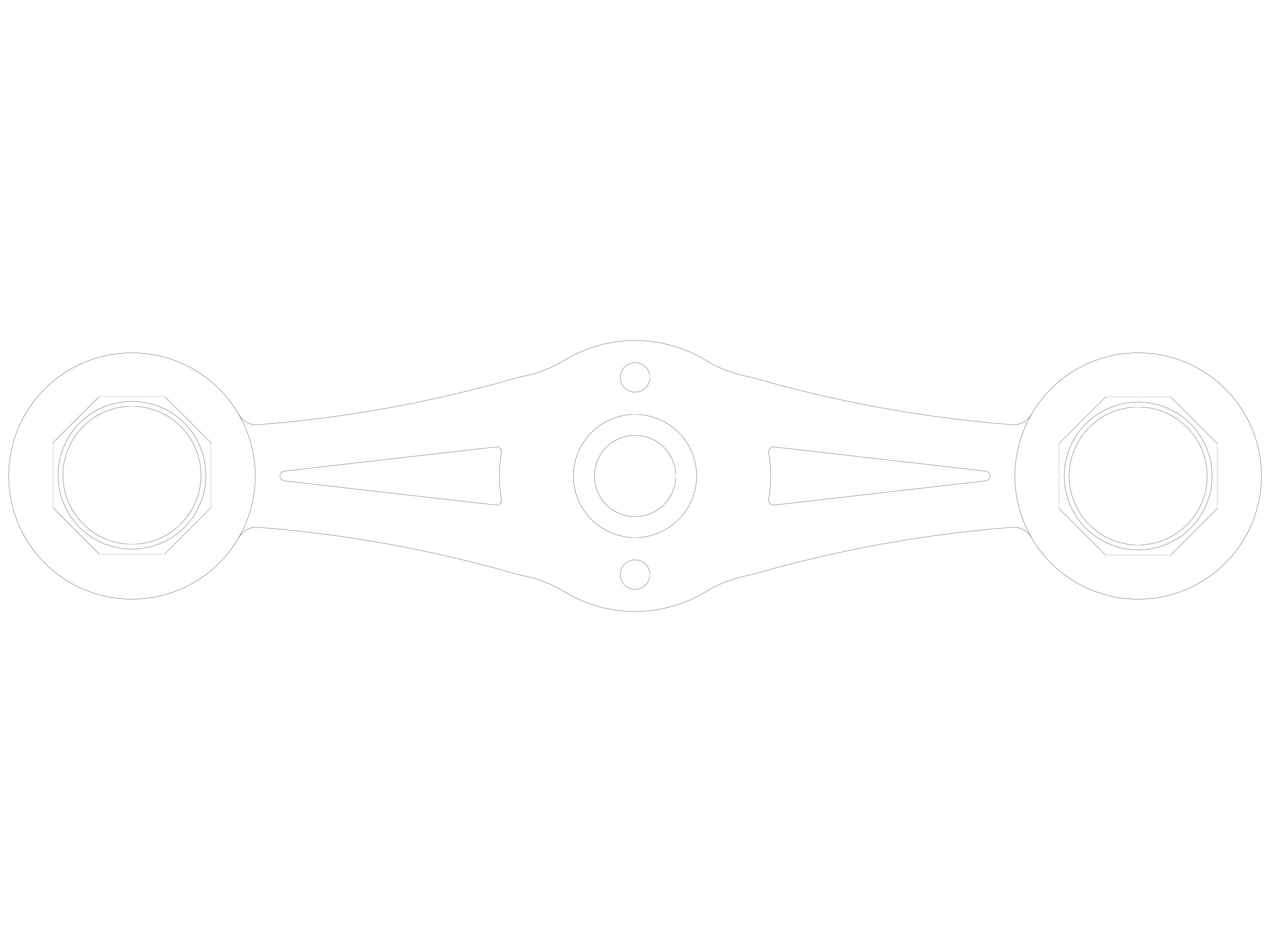 Pagina 1 - CAD-DWG Spider pentru fatade SADEV CLASSIC Detaliu de produs S 3007