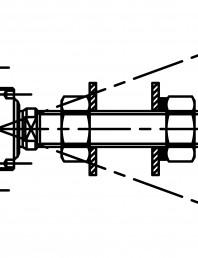 Bolturi cu rotula pentru sisteme spider