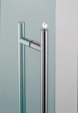 Exemple de utilizare Manere pentru usi din sticla SADEV DECOR - Poza 7