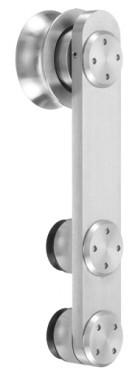 Prezentare produs Sisteme pentru usi glisante din sticla SADEV DECOR - Poza 64