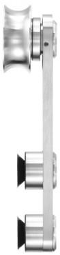 Prezentare produs Sisteme pentru usi glisante din sticla SADEV DECOR - Poza 59
