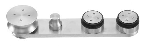 Prezentare produs Sisteme pentru usi glisante din sticla SADEV DECOR - Poza 14
