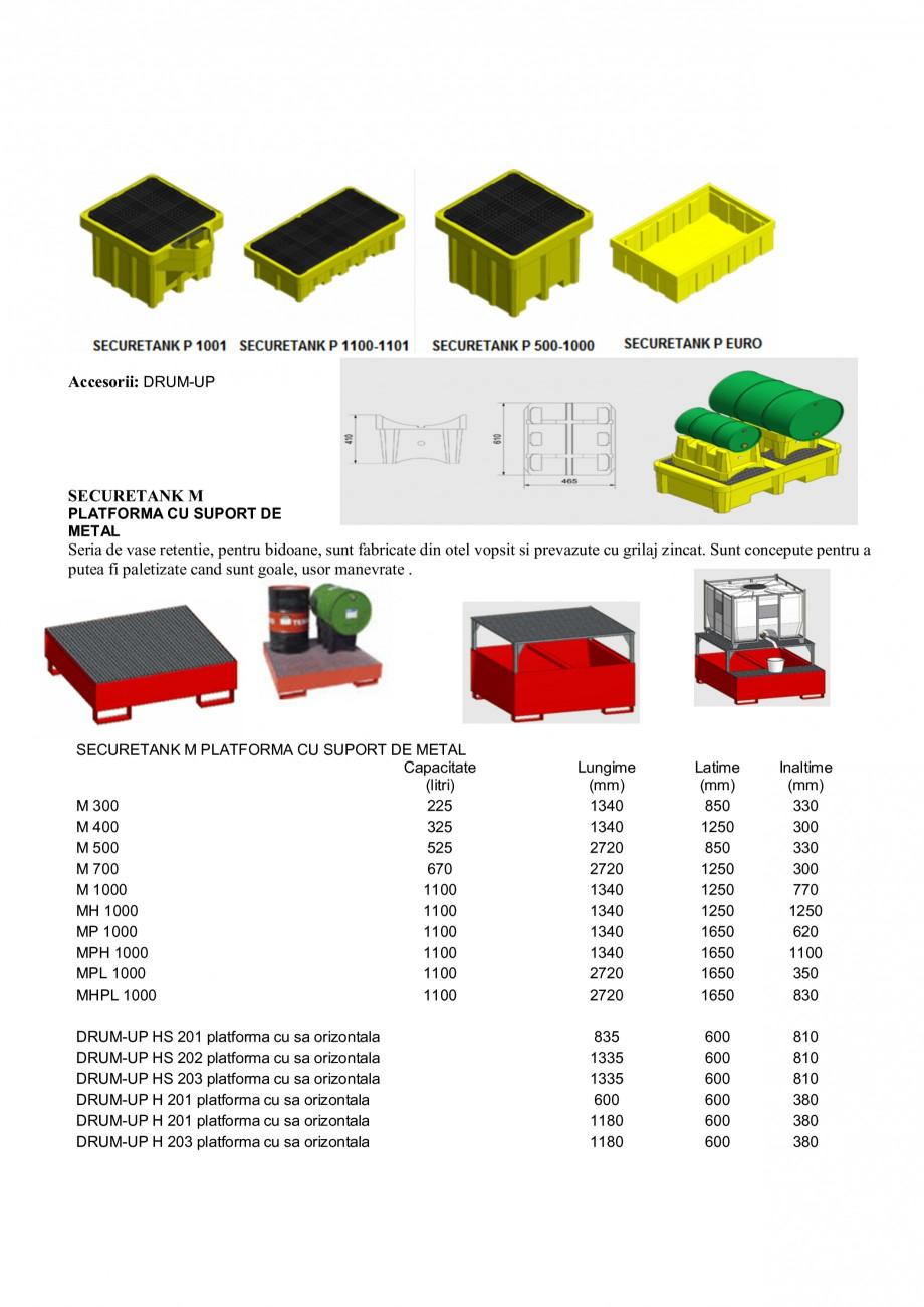 Pagina 2 - Platforme pentru retentie NEW DESIGN COMPOSITE Catalog, brosura Romana 950 950 650 300...