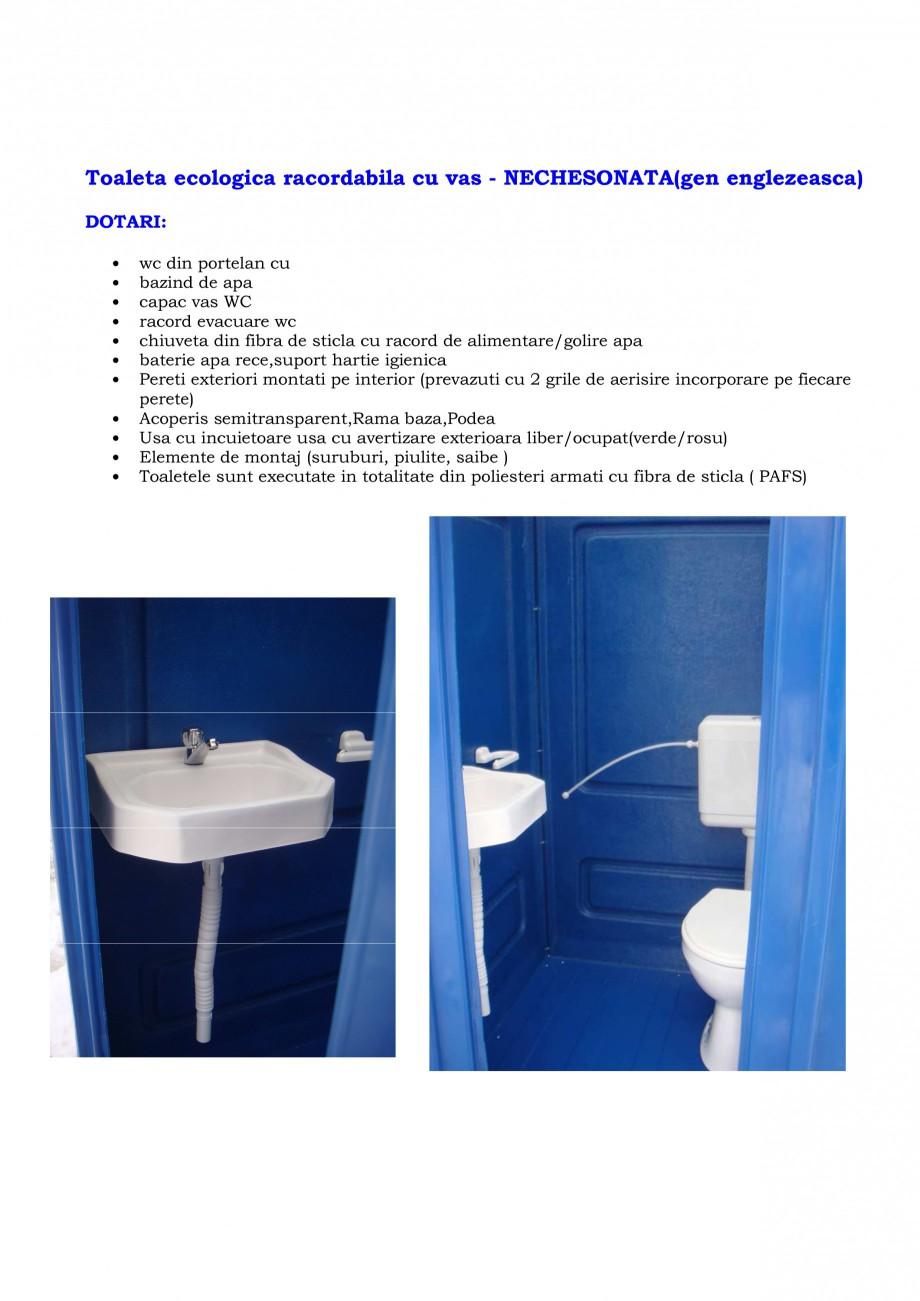 Pagina 9 - Cabine prefabricate si toalete ecologice NEW DESIGN COMPOSITE 2751, 1515, 1522, 1527,...