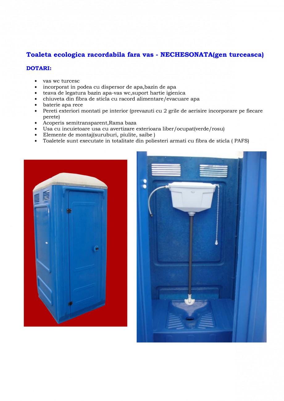 Pagina 11 - Cabine prefabricate si toalete ecologice NEW DESIGN COMPOSITE 2751, 1515, 1522, 1527,...
