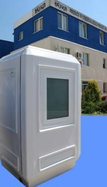 Prezentare produs Cabine cu toaleta individuala NEW DESIGN COMPOSITE - Poza 1