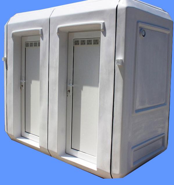 Cabine cu toaleta individuala NEW DESIGN COMPOSITE - Poza 9