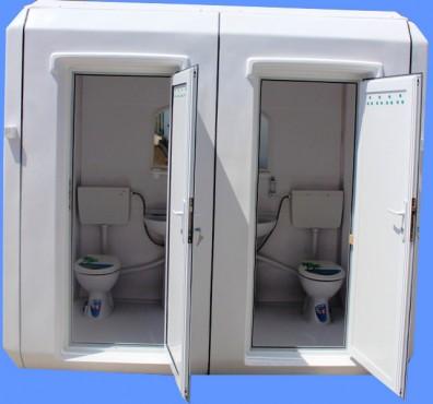 Prezentare produs Cabine cu toaleta individuala NEW DESIGN COMPOSITE - Poza 11