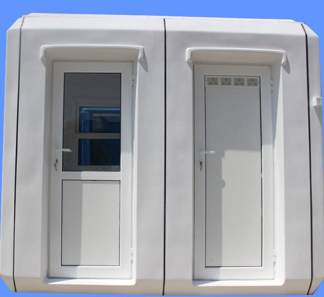Cabine cu toaleta individuala NEW DESIGN COMPOSITE - Poza 12