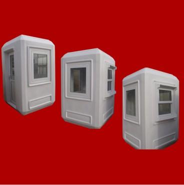 Prezentare produs Cabine modul NEW DESIGN COMPOSITE - Poza 2