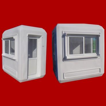 Prezentare produs Cabine modul NEW DESIGN COMPOSITE - Poza 3
