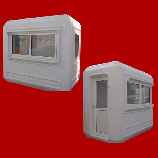 Cabine modul NEW DESIGN COMPOSITE - Poza 4