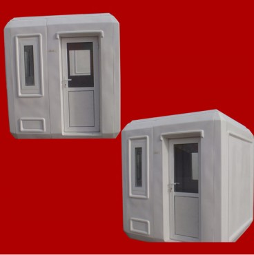 Prezentare produs Cabine modul NEW DESIGN COMPOSITE - Poza 5