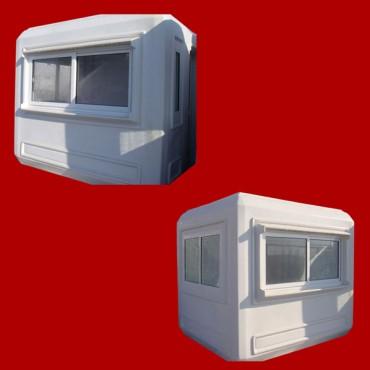 Prezentare produs Cabine modul NEW DESIGN COMPOSITE - Poza 6