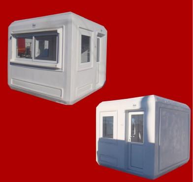 Prezentare produs Cabine modul NEW DESIGN COMPOSITE - Poza 7