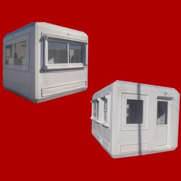Prezentare produs Cabine modul NEW DESIGN COMPOSITE - Poza 8