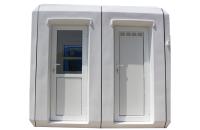 Cabine prefabricate NEW DESIGN COMPOSITE