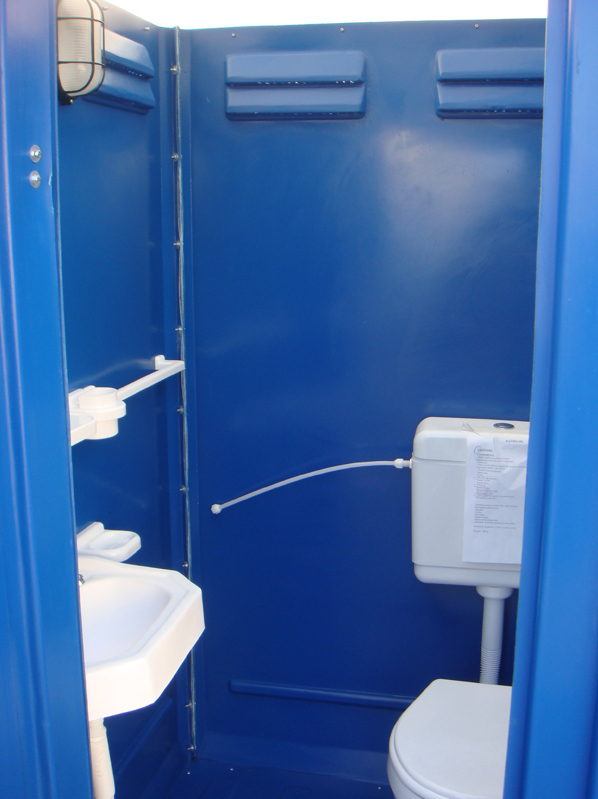 Toalete ecologice NEW DESIGN COMPOSITE - Poza 3